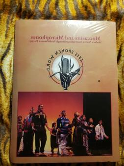 2 items DVD & CD Moccasins and Microphones