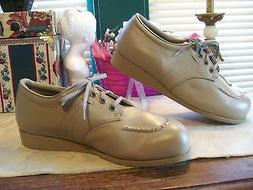 Barefoot Freedom Genuine Leather Lace Up Oxfords SZ 11D----T