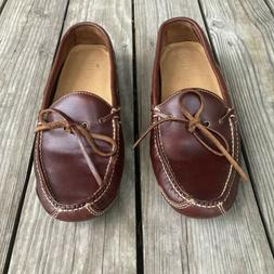Cole Haan Gunnison Driver Slip On Moccasin Casual Dress Brow