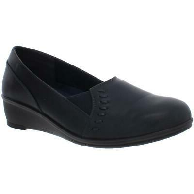womens story navy loafers shoes 8 extra