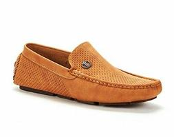 Bruno Marc Men's 3251314 Tan Penny Loafers Moccasins Shoes S