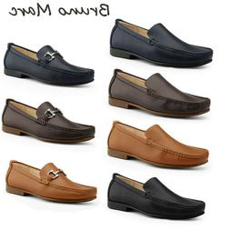 Bruno Marc Men's Penny Slip On Loafers Moccasin Casual Dress