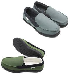 men s canvas loafers driving shoes moccasins