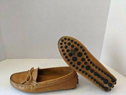 Mercanti Fiorentini Moc Toe Driving Loafers Shoes Moccasins