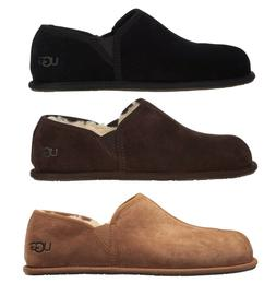New UGG Men's Moccasin Scuff Romeo II Soft Casual Slippers S