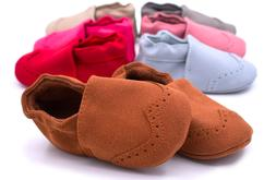 Newborn Baby moccasin Suede Shoes sapato Kids Baby Girls/boy