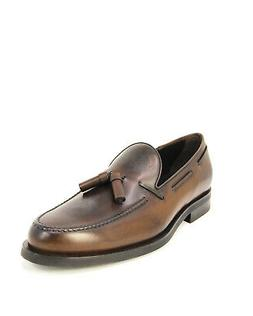 Tod's Men's MOCASSINO Gommino Leather Moccasins Loafers Shoe