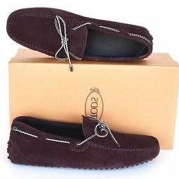 TOD'S Tods New sz UK 7 - US 8 Auth Designer Mens Drivers Loa